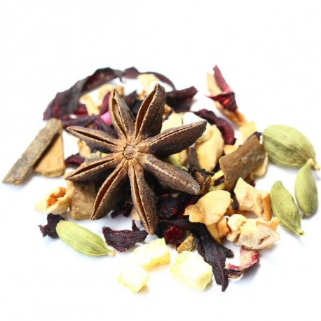 Чай фруктовый со специями