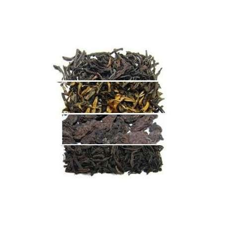 Набор №4: красный чай (5 сортов чая)