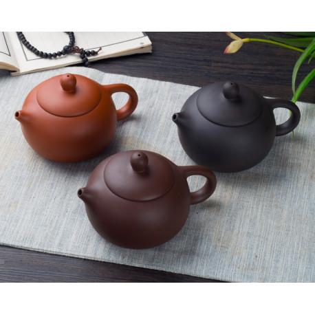 Чайник глиняный, 160 мл.