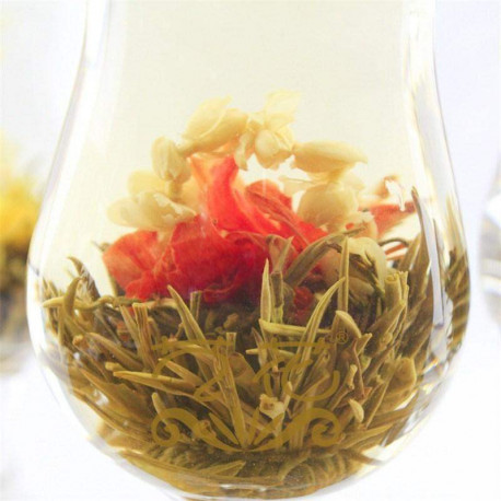 Китайский связанный чай Хуа Синг Фоу