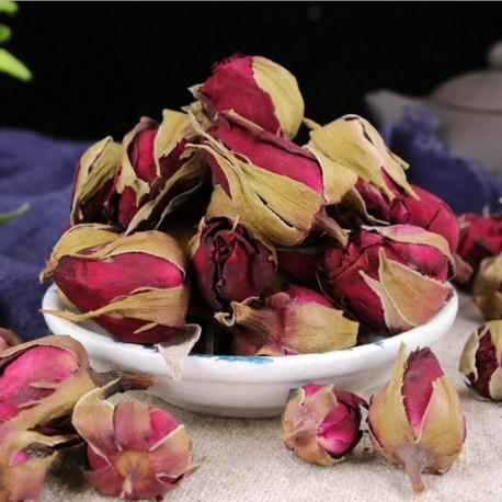 Мэй Гуй Хуа 2020 года (Бутоны китайской чайной розы), Юннань