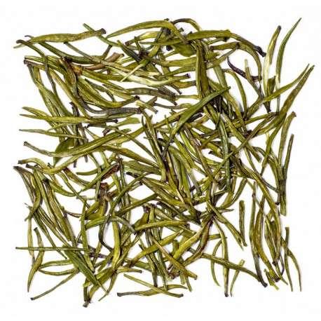 Чай Чжу Е Цин (Свежесть бамбуковых листьев)