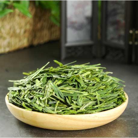 Зеленый чай ЛунЦзин (Колодец Дракона). Урожай 2020 года