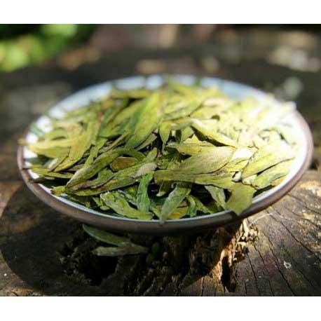 Чай СиХу ЛунЦзин (Колодец Дракона с озера Си Ху)