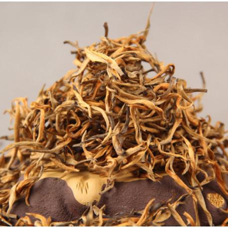 Чай Дян Хун Цзин Хао (Золотой Пух) Премиум