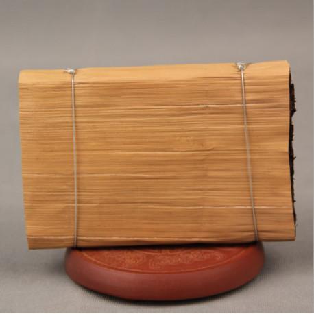 Пуэр в бамбуке, кирпич 250 гр.