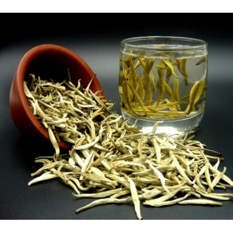 Белый чай с жасмином Моли Бай Хао Инь Чжень