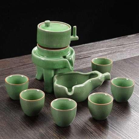 Набор для китайской чайной церемонии, Жу Яо