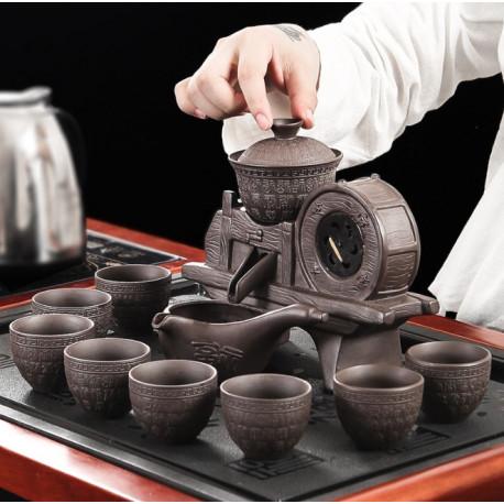 Набор посуды для китайской чайной церемонии (11 предметов)