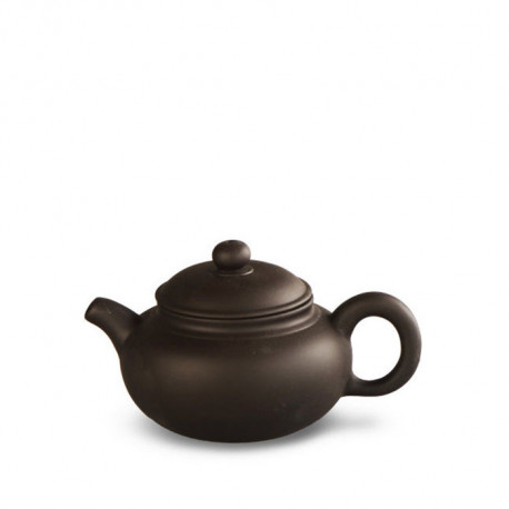 Глиняный чайник, 100 мл. УЦЕНКА