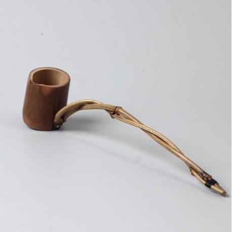Бамбуковая ложка для воды