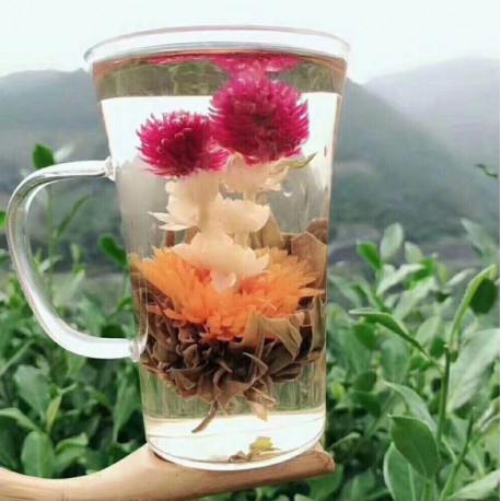 Китайский связанный чай Тонг Хуа Шей