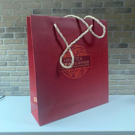 Пакет подарочный 24*27*7.5