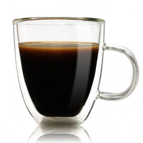 Чашка с двойными стенками, 350 мл.