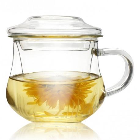 Чашка для заваривания чая, 300 мл.