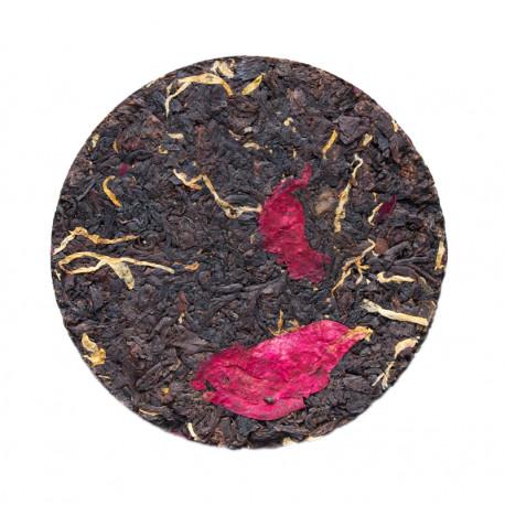 Чай Цейлонский прессованный блин (50гр.)