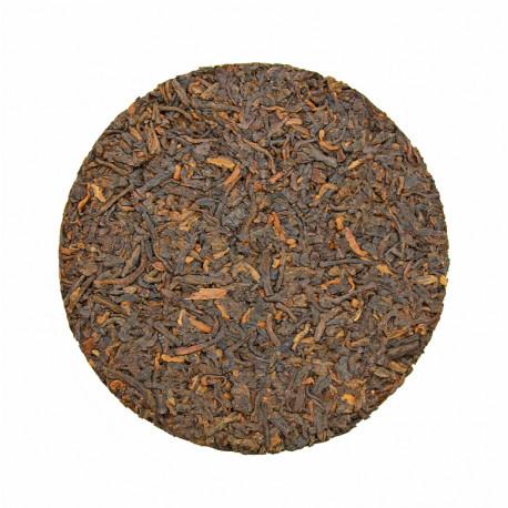 Чай прессованный Императорский Пуэр (7 лет)