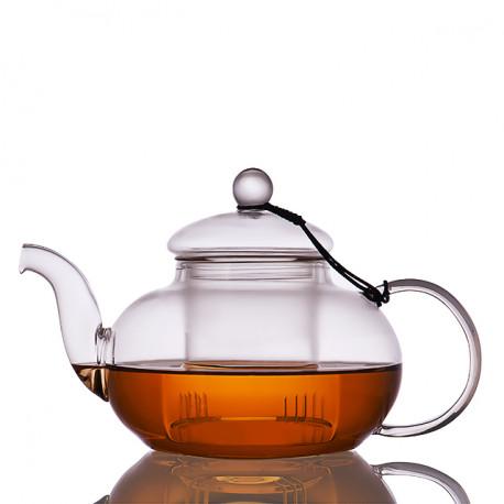 Стеклянный заварочный чайник, 1000 мл