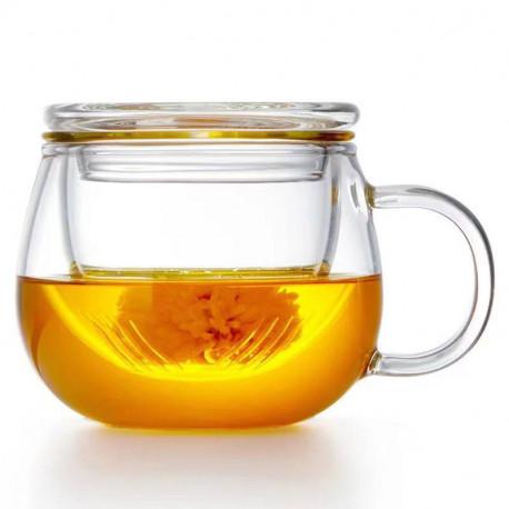 Кружка для заваривания чая, 350 мл.