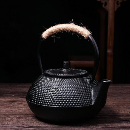 Чугунный чайник, 600 мл