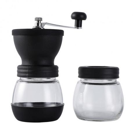 Кофемолка ручная (с емкостью для кофе)