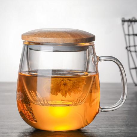 Кружка для заваривания чая, 420 мл