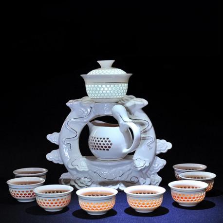 Набор для чайной церемонии полуавтоматический на 8 персон