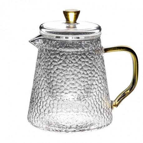 Стеклянный заварочный чайник, 600 мл
