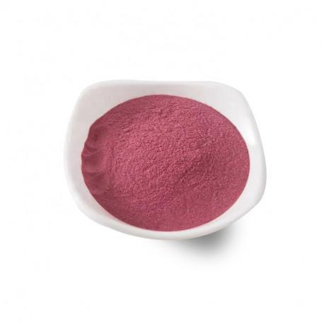 Матча розовая (экстракт ежевики)