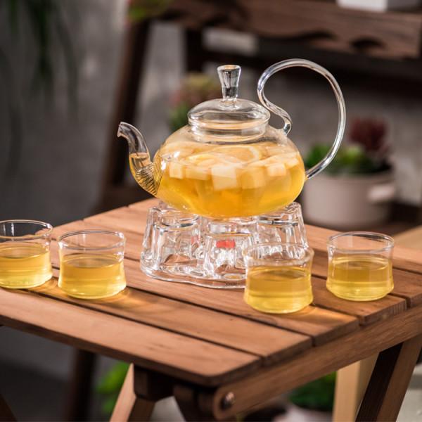 чайник для заваривания чая с подогревом