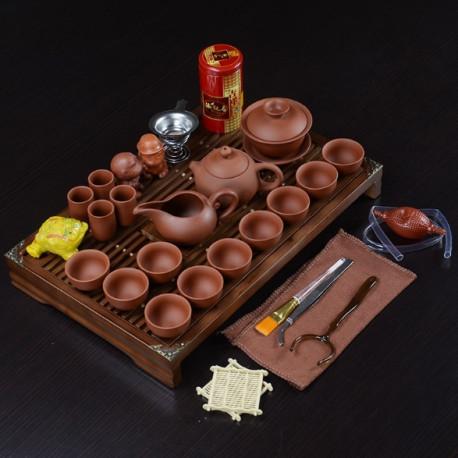 Набор посуды для чайной церемонии Гонфу Ча