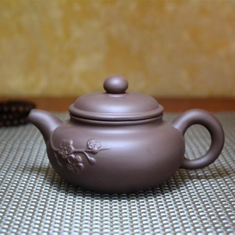 Глиняный чайник 120 мл