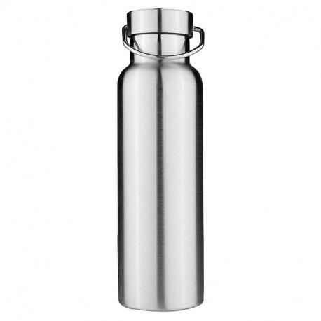 Термобутылка (термос для воды и горячих/холодных напитков) вакуумная, 500 мл