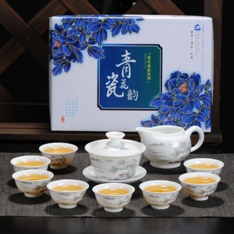 Набор для чайной церемонии (фарфор)