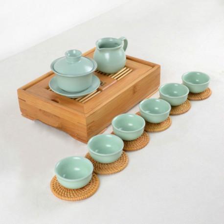 Набор посуды для чайной церемонии на 6 персон