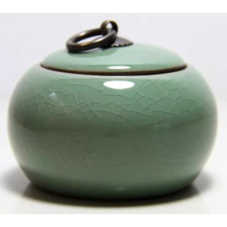 Чайница фарфоровая ЖуЯо