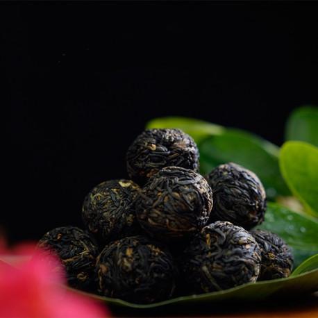 Нуо Сян Лун Чжу. Красный чай с ароматом риса. Урожай 2021