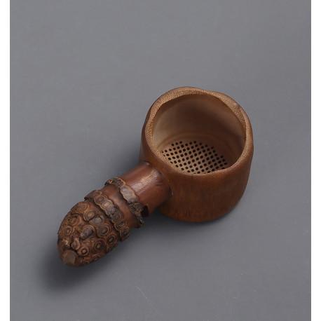 Сито с ручкой из бамбука