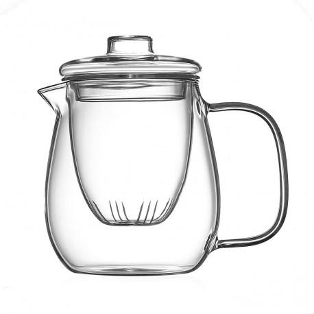 Чайник заварочный стеклянный, 500 мл