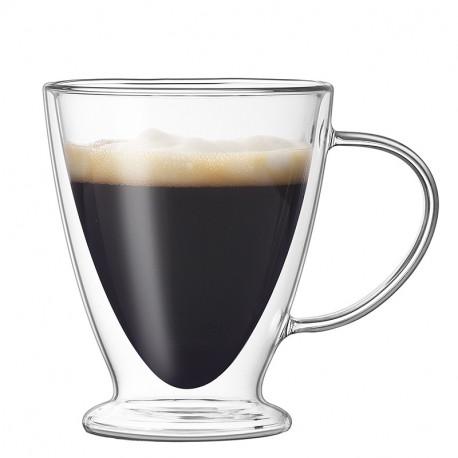 Кружка с двойными стенками для айриш кофе, 300 мл